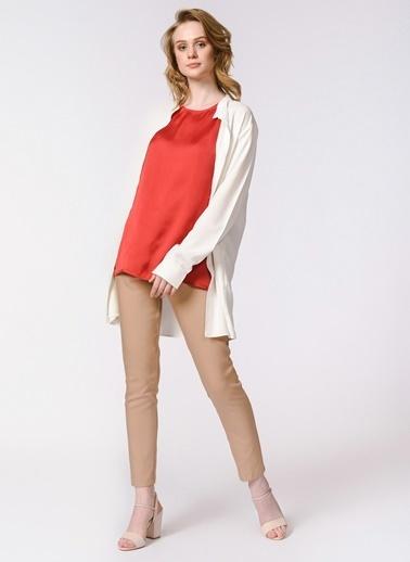 Mizalle Bluz Kırmızı